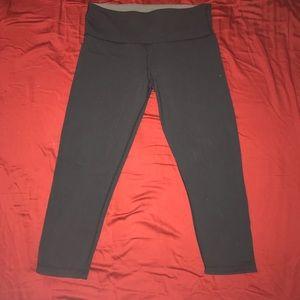 Lululemon cropped tights leggings